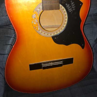 Des Lauriers Acoustic Guitar for sale
