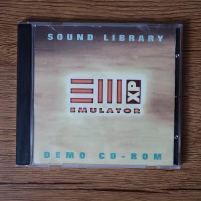 E-MU Systems Emulator EIII XP Sound Library Demo CD-ROM