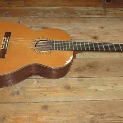 Ventura v113 Nat Classical Guitar All Solid Woods Cedar Top Rosewood Body Ebony Fretboard for sale