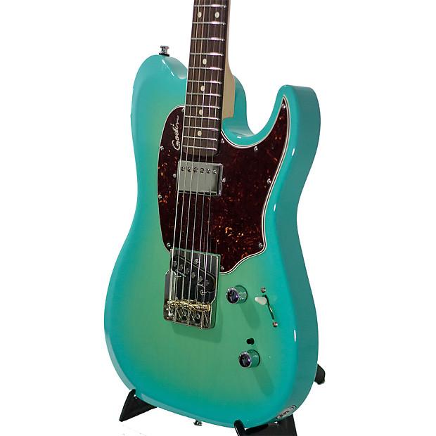 godin session custom t 59 6 string electric guitar w gigbag reverb. Black Bedroom Furniture Sets. Home Design Ideas