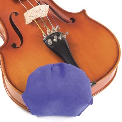 Chin Cozy Chin Cozy Chinrest Cover: Small for 1/16-1/4 Violin - Purple