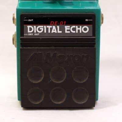 Maxon DE-01 Digital Echo Pedal for sale