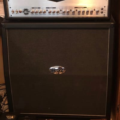 B-52  AT-100, 100 Watt, 3 channel head & 4x12 cab for sale