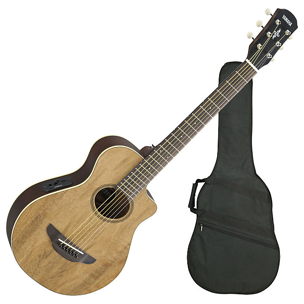 yamaha apxt2ew 3 4 size thinline acoustic electric guitar reverb. Black Bedroom Furniture Sets. Home Design Ideas