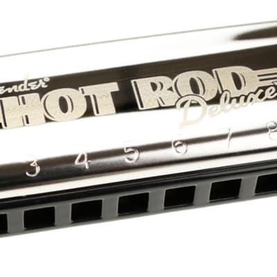 Fender 099-0708-003 Hot Rod Deluxe Harmonica - Key of A
