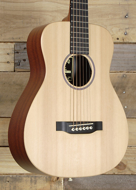 little martin lx1 serial number