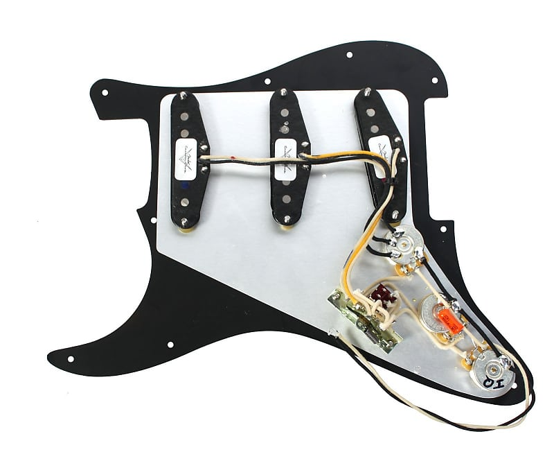 920d custom shop texas special loaded pickguard fender strat reverb. Black Bedroom Furniture Sets. Home Design Ideas