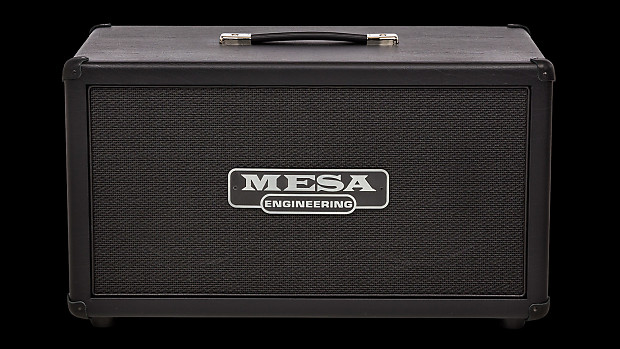 mesa boogie 2x12 rectifier compact cabinet black taurus reverb. Black Bedroom Furniture Sets. Home Design Ideas