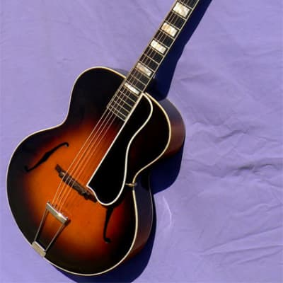 1931 Gibson L-5: Powerful Voice, Easy Neck, Great Shape, A Player's Dream for sale