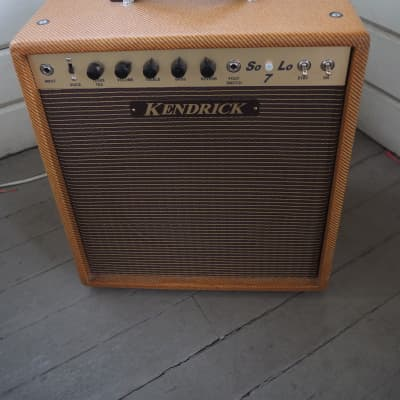 Kendrick So-Lo 7 Guitar Amplifier for sale