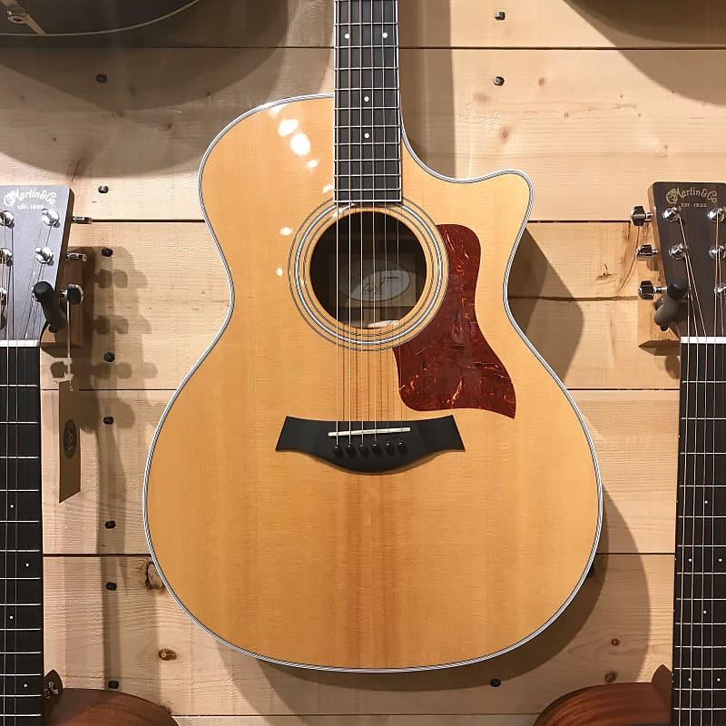 18e254c799b Taylor 414ce Grand Auditorium Acoustic-Electric Guitar,   Reverb