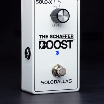 SoloDallas The Schaffer Boost: SoloX