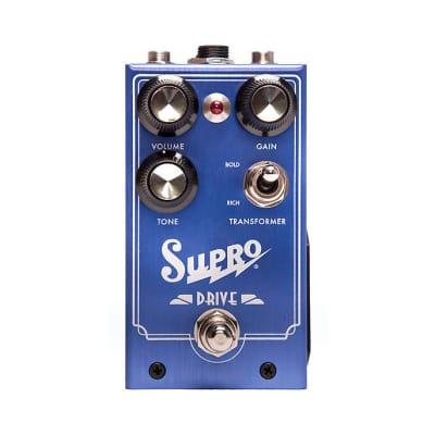 Supro 1305 Drive Overdrive Pedal