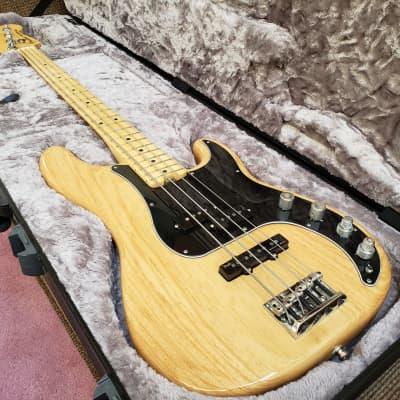 Fender American Elite Precision Bass 2016 Natural for sale