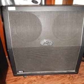 Peavey JSX 412 Slant Joe Satriani Signature 400-Watt 4x12 Guitar Cabinet