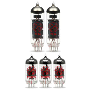 JJ Tube Upgrade Kit For Peavey 6505 Mini Head Amps EL84 ECC83S