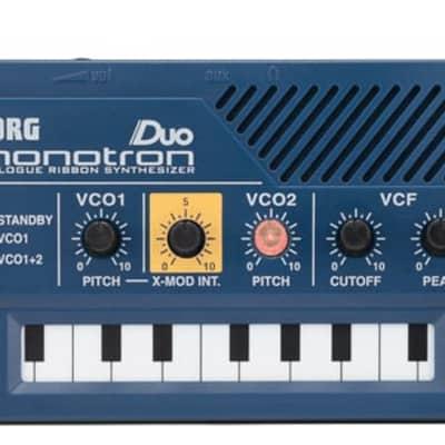 Korg Monotron Duo Ribbon Synthesizer