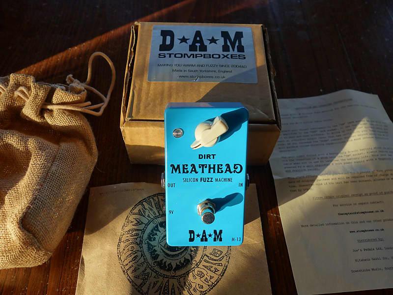 D*A*M Meathead 2011 | Steve's Crypt
