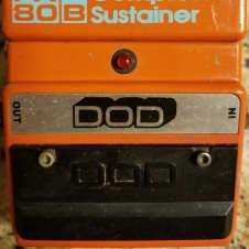 DOD Compressor Sustainer FX80B 1990s