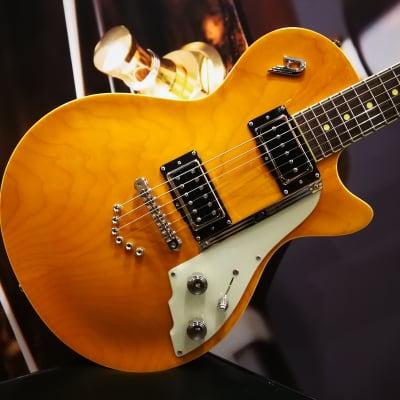 Duesenberg 49er Honey, E-Guitar incl. Case 2017