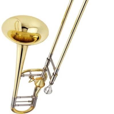 Jupiter 1236L XO Professional Dual Bore Bb/F Trombone - 1236L-O - Open Wrap F Attachment