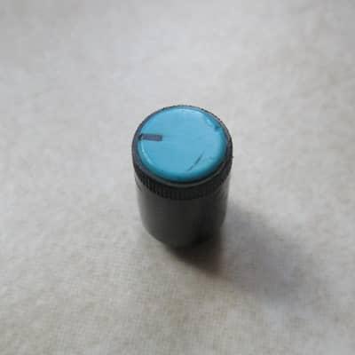Roland DEP 5 Pot cover / knob > D Shaft 1980  BLUE