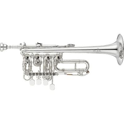 Yamaha YTR-988 Custom Bb/A Rotary Piccolo Trumpet