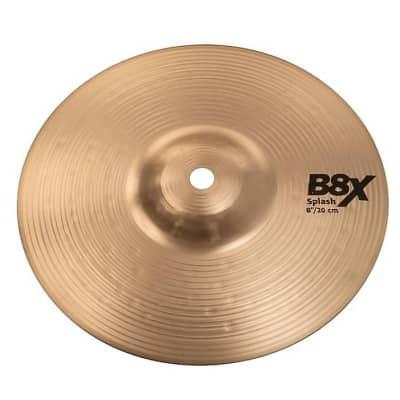 """Sabian 40805X 8"""" B8X SplashCymbal"""