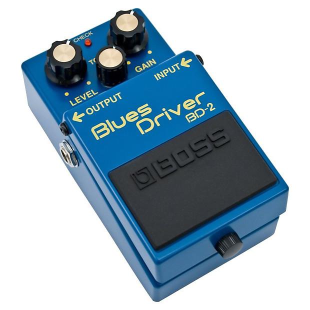 boss bd 2 blues driver overdrive guitar effect pedal reverb. Black Bedroom Furniture Sets. Home Design Ideas