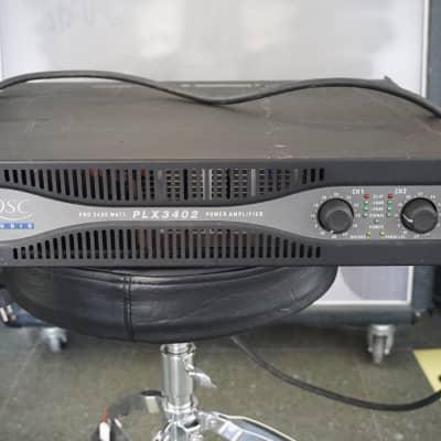 QSC Audio PLX3402 Power Amp for sale