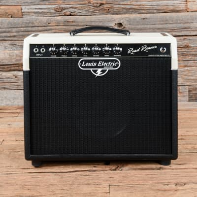 Louis Electric Road Runner 12W 1x10 Combo w/Celestion G10 Vintage Speaker USED