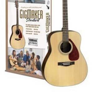 Yamaha GigMaker Standard Acoustic Guitar Package (Natural)