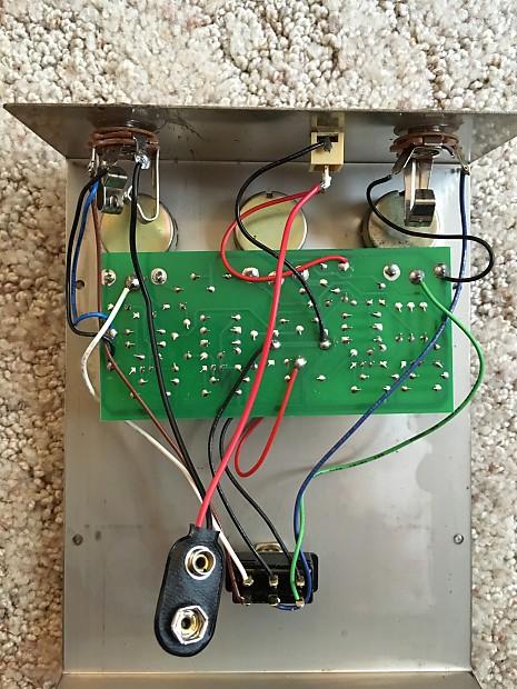 Electro Harmonix V9 Big Muff 1999