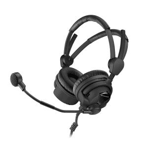 Sennheiser HMD26-II-600-X3K1 Dual Sided 600 Ohm Broadcast Headset