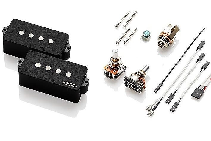 Magnificent Emg Pva2 Hz Black P Bass 4 String Passive Precision Pickup Reverb Wiring Database Mangnorabwedabyuccorg