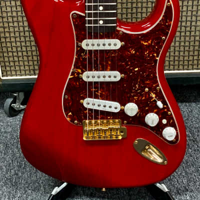 2007 Fender Deluxe Player's Stratocaster for sale