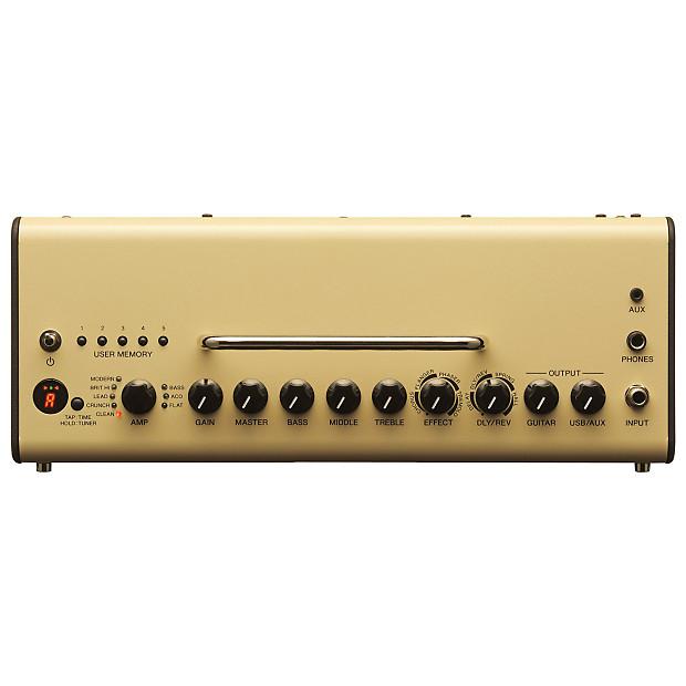 Yamaha thr series 5w 5w amplifier interface tuner reverb for Yamaha thr amplifier