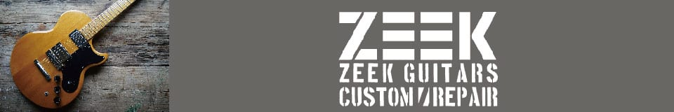 Zeek Guitars