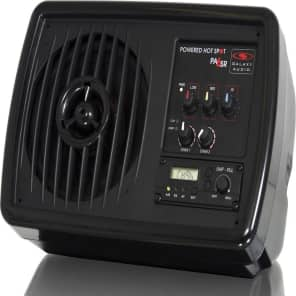 Galaxy Audio PA6SR Hot Spot Powered Personal PA Speaker with Wireless Receiver