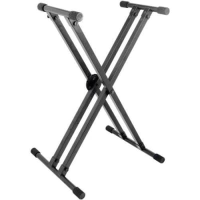 Pro Double X Keyboard Stand