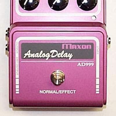 Maxon AD999 Analog Delay - Maxon AD999 for sale