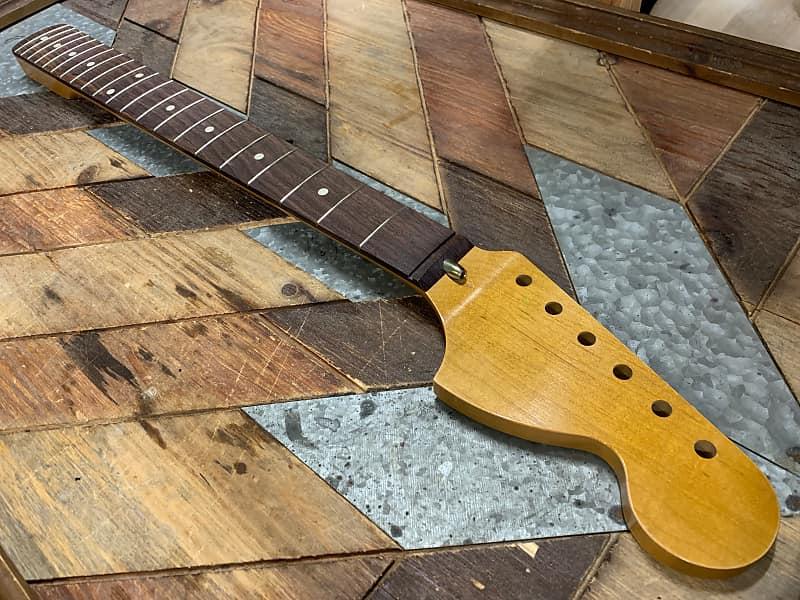 allparts tricked out guitar strat stratocaster neck lro b reverb. Black Bedroom Furniture Sets. Home Design Ideas