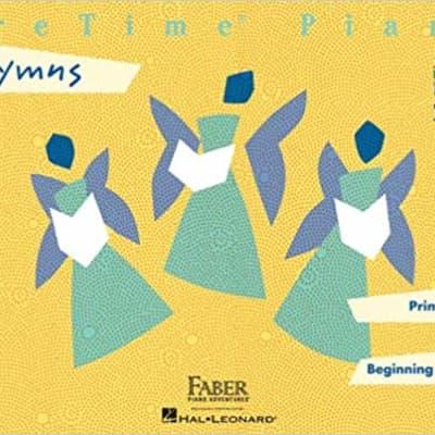 Hal Leonard Faber Piano Adventures - Primer PreTime Piano Hymns