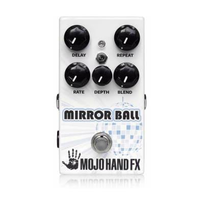Mojo Hand FX Mirror Ball Delay Pedal