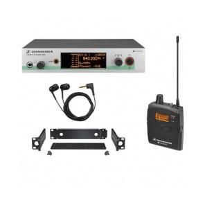 Sennheiser EW 300 IEM G3 In-Ear Wireless System A Band