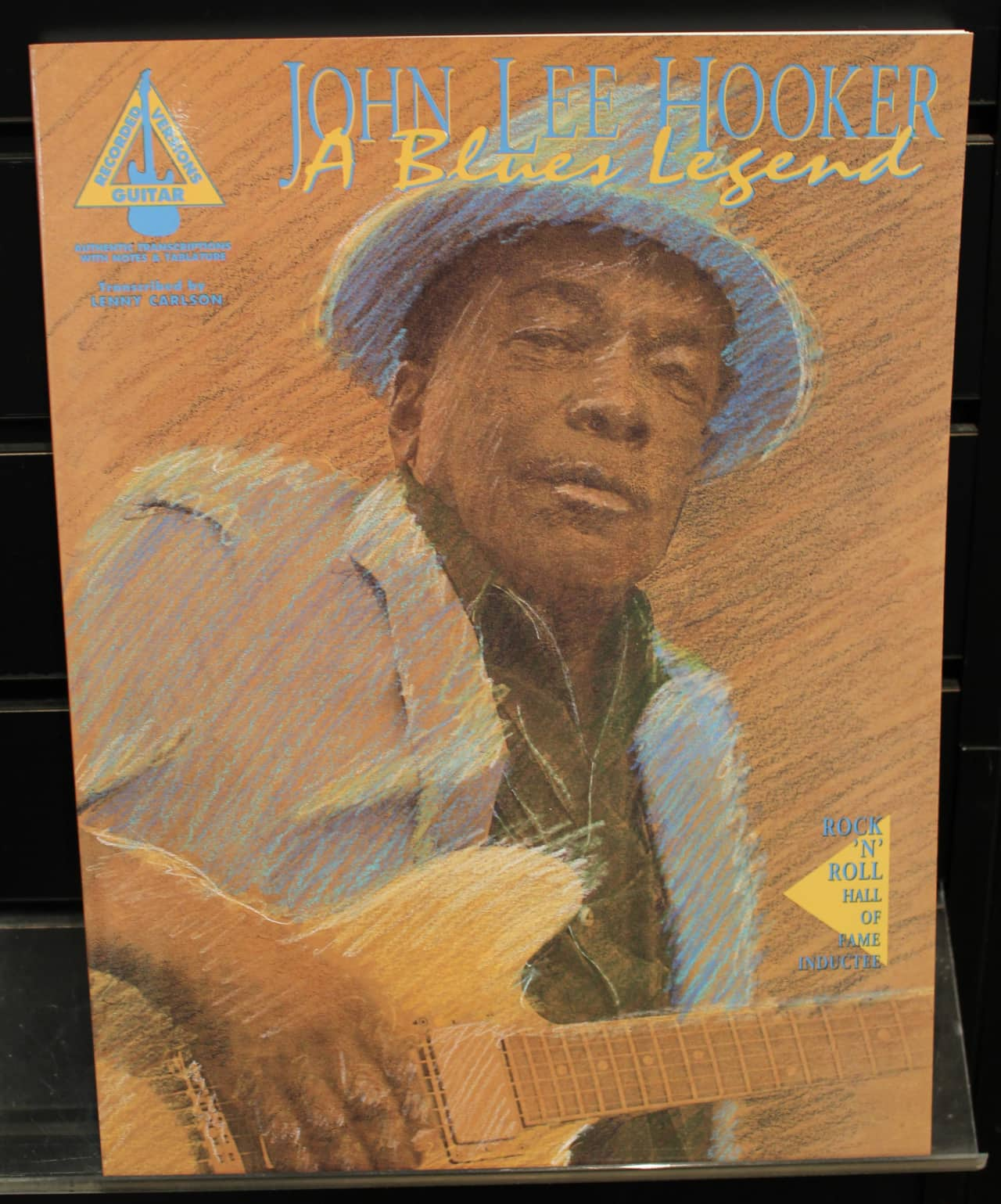 john lee hooker a blues legend guitar recorded versions tab reverb. Black Bedroom Furniture Sets. Home Design Ideas
