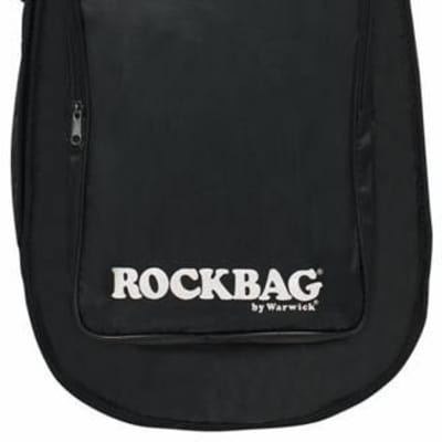 Rockbag Basic 3/4 Classic Guitar Bag - Black