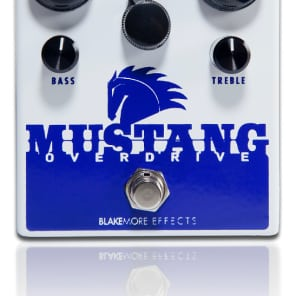 Blakemore Effects Mustang Overdrive