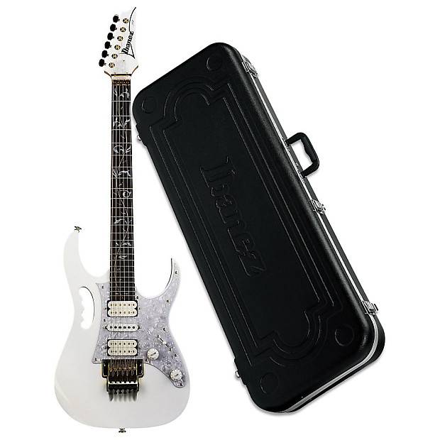 Lovely Wiring Wizard Tall How To Rewire An Electric Guitar Square Bulldog Alarm Wiring How To Install A Remote Start Alarm Youthful Rev Search BlackSolar Panel Diagram Ibanez JEM7V WH JEM Series Steve Vai Signature HSH Electric | Reverb