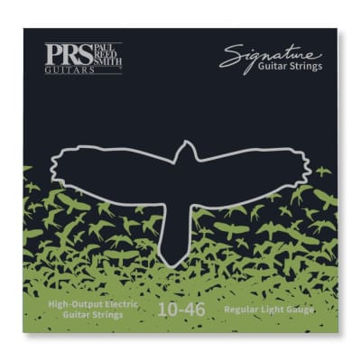 PRS Signature Regular Light Guitar Strings 10-46